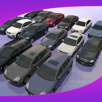 Car Collection 4 - 5 cars